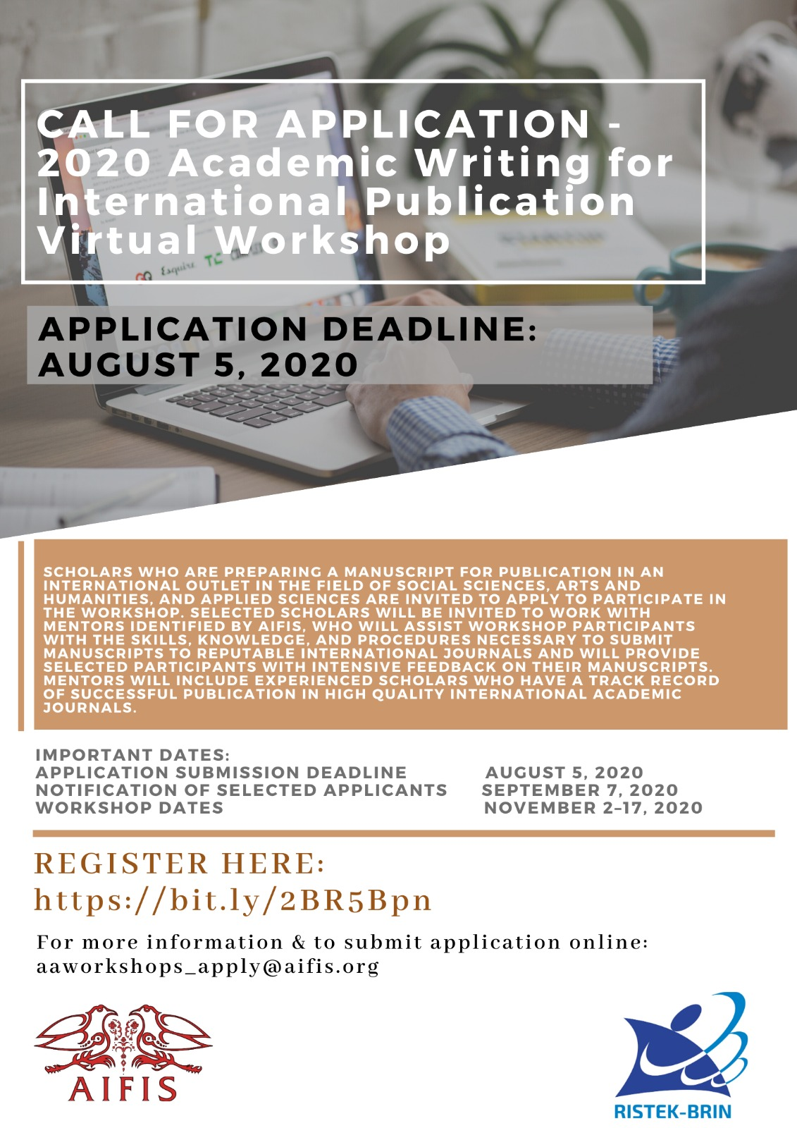 Advancing Indonesian Scholar's Research and Publication in International Outlets: A Virtual Workshop